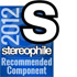 Stereophile: Recommended Component 2012