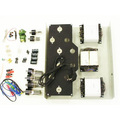 Комплект для сборки однотактного лампового усилителя на лампах 6П3С.  Полоса пропускания, Гц: 10-40 000; Мощность, Вт.