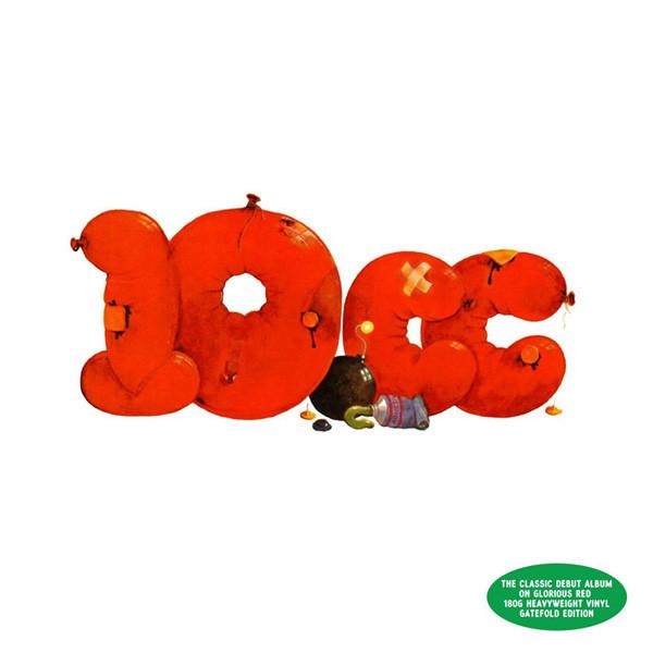10CC 10CC - 10cc (180 Gr)