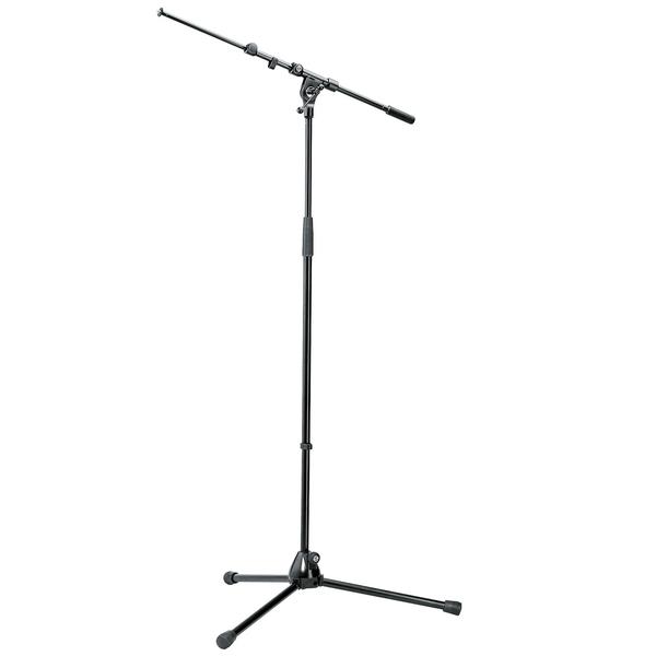 Микрофонная стойка K&M 21090-300-55 микрофонная стойка quik lok a344 bk