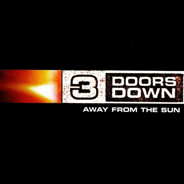 3 Doors Down 3 Doors Down - Away From The Sun (2 LP) цена и фото