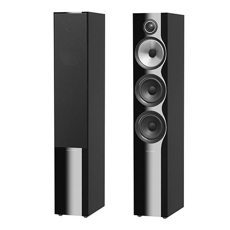 Напольная акустика B&W 704 S2 Black Gloss доска для объявлений dz 1 2 j8b [6 ] jndx 8 s b