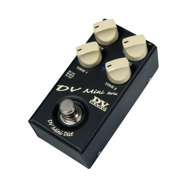 Педаль эффектов DV Mark DV MINI DIST