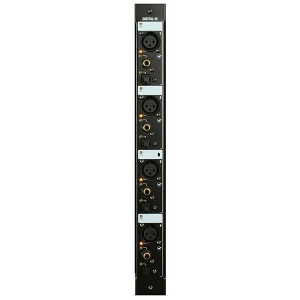 Плата расширения Allen &amp; HeathПлата расширения<br>Вертикальный модуль расширения, добавляющий 12 цифровых входов AES, S/PDIF и Toslink к микшерным консолям серии iLive и микс-рэку iDR10.<br>