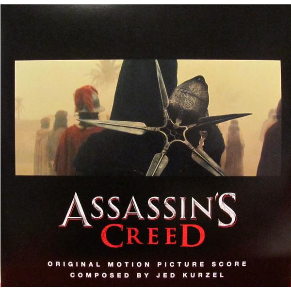 Саундтрек Саундтрек - Assassins Creed (2 LP)