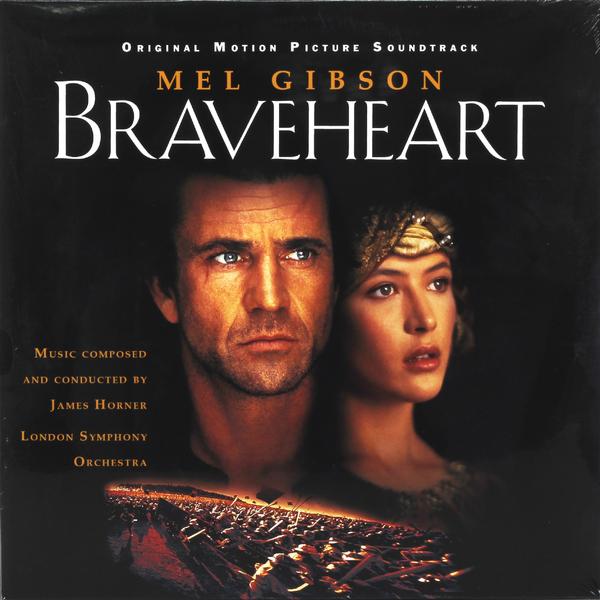 Саундтрек Саундтрек - Braveheart (2 LP)