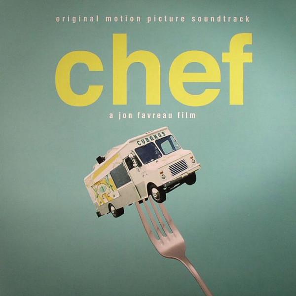 Саундтрек Саундтрек - Chef