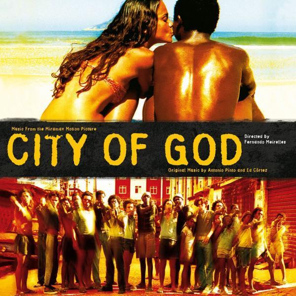 Саундтрек Саундтрек - City Of God (180 Gr)