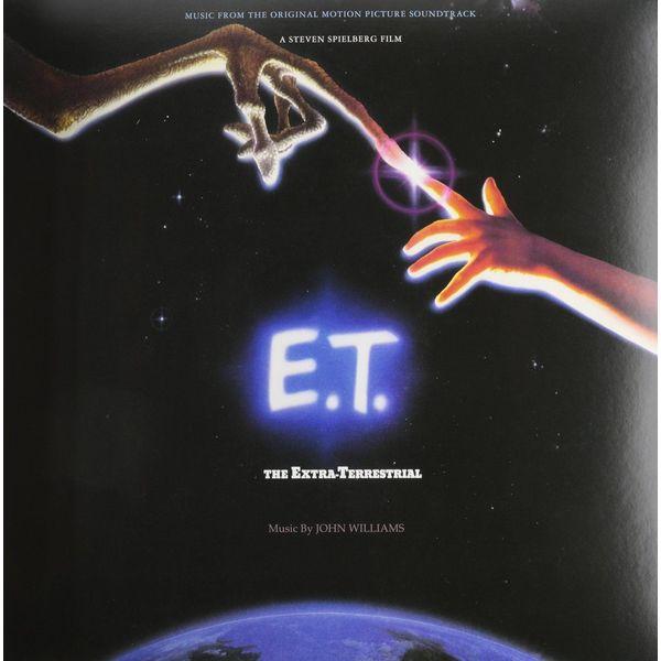 Саундтрек Саундтрек - E.t. (john Williams)