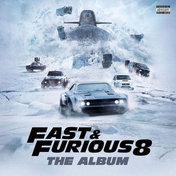 Саундтрек Саундтрек - Fast   Furious 8: The Album (2 LP)