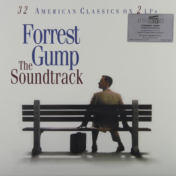 Саундтрек Саундтрек - Forrest Gump (2 Lp, 180gr)