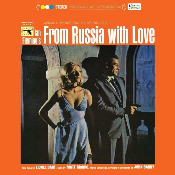 Саундтрек Саундтрек - From Russia With Love