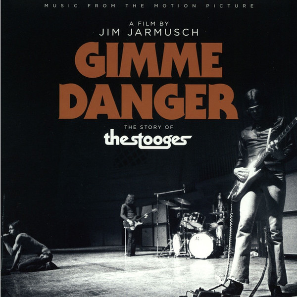 Саундтрек Саундтрек - Gimme Danger - The Story Of The Stooges (180 Gr)