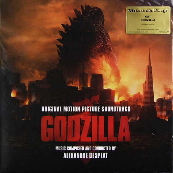 все цены на  САУНДТРЕК САУНДТРЕК - GODZILLA (2 LP, 180 GR)  онлайн