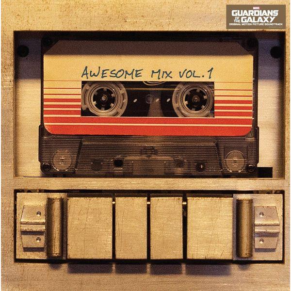 Саундтрек Саундтрек - Guardians Of The Galaxy