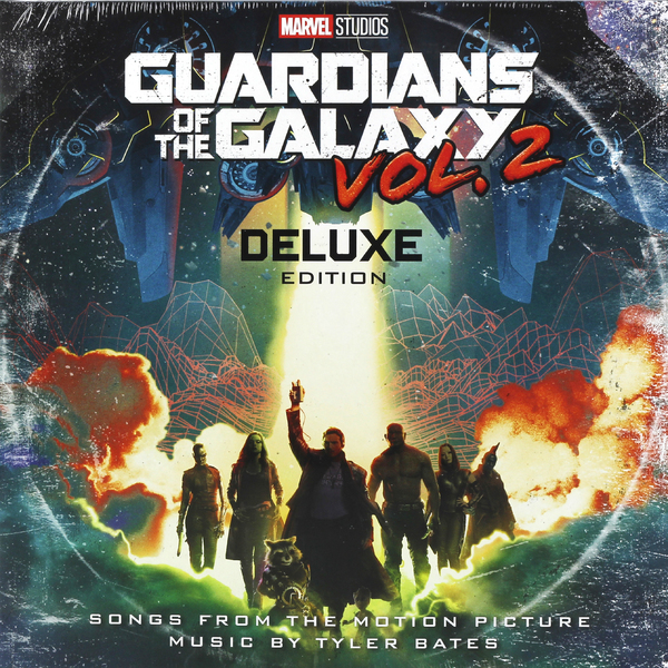 Саундтрек Саундтрек - Guardians Of The Galaxy Vol.2 - Deluxe (2 LP) the works of edmund spenser vol 8