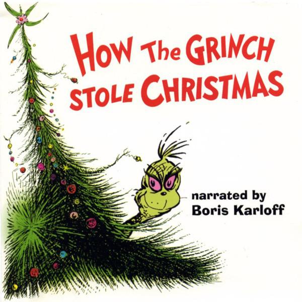 Саундтрек Саундтрек - How The Grinch Stole Christmas