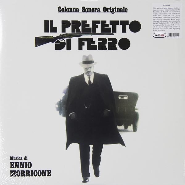 САУНДТРЕК САУНДТРЕК - IL PREFETTO DI FERRO