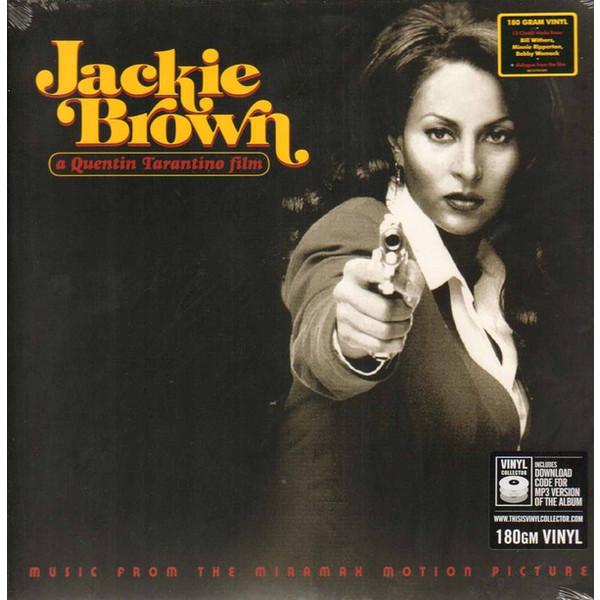 Саундтрек Саундтрек - Jackie Brown