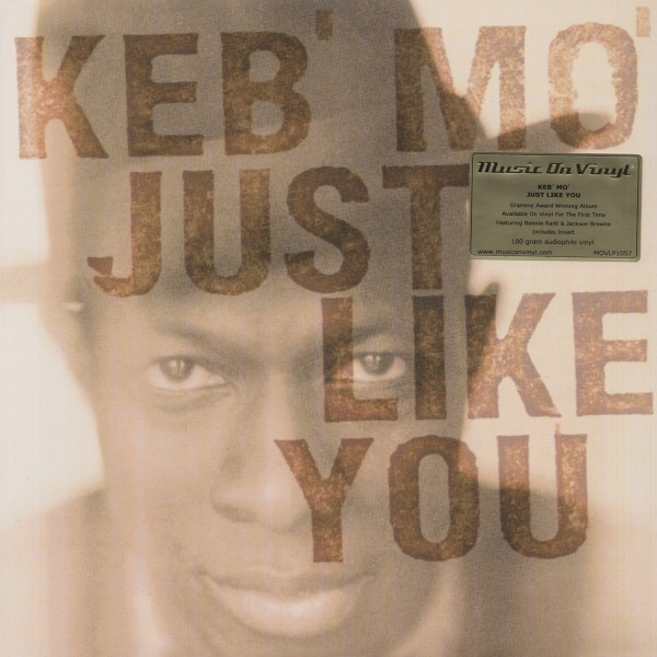 Keb'mo' Keb'mo' - Just Like You