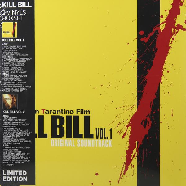 Саундтрек Саундтрек - Kill Bill Vol. 1 / Kill Bill Vol. 2 (2 LP) wisher vol 1 nigel