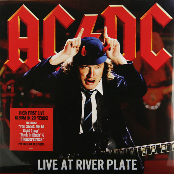AC/DC AC/DC - LIVE AT RIVER PLATE