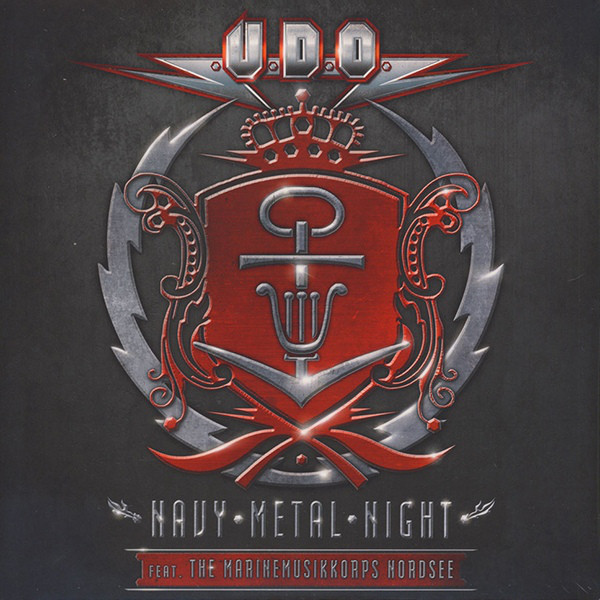 U.d.o. U.d.o. - Navy Metal Night (2 Lp, Blue)