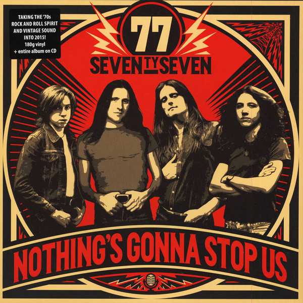 '77 '77 - NOTHING'S GONNA STOP US (LP + CD) 77