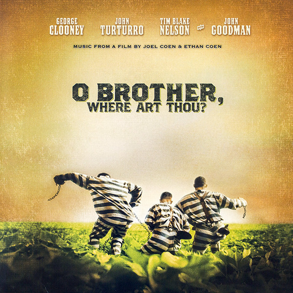 САУНДТРЕК САУНДТРЕК - O BROTHER, WHERE ART THOU? (2 LP) yuxia wang thou shalt love