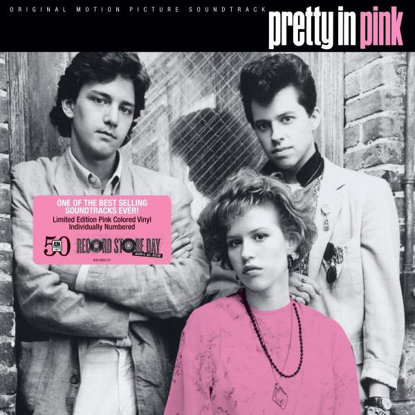 САУНДТРЕК САУНДТРЕК - PRETTY IN PINK bristols 6 наклейки для сосков pretty in pink