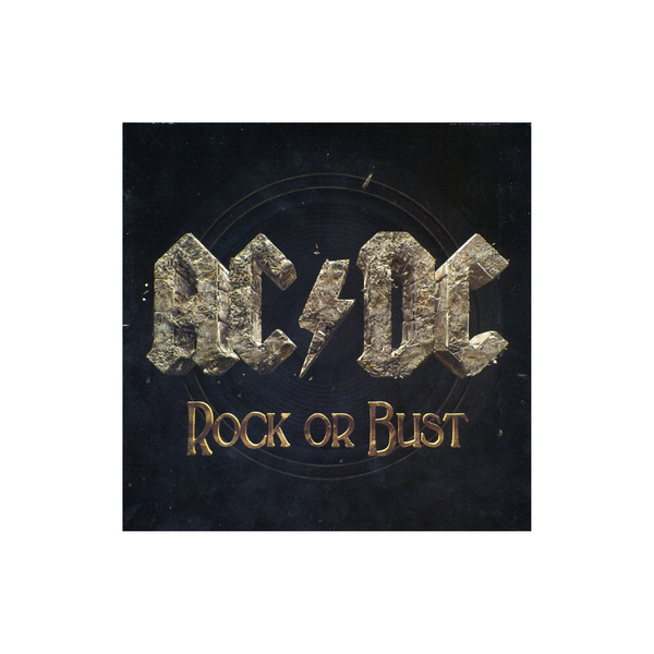 AC/DC AC/DC - ROCK OR BUST (7 )