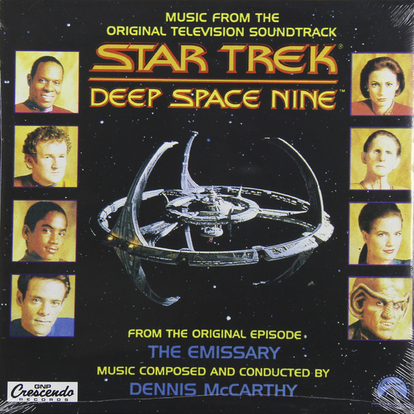 Саундтрек Саундтрек - Star Trek. Deep Space Nine часы fossil fossil fo619dwzvq99