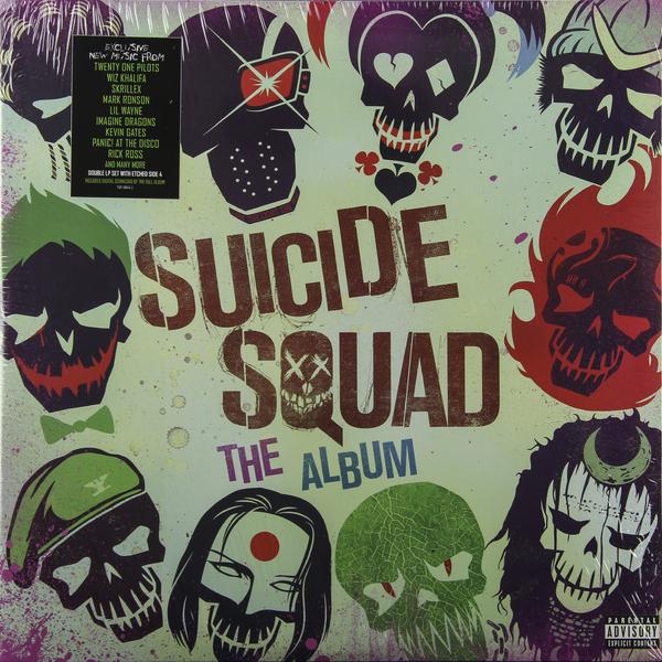 Саундтрек Саундтрек - Suicide Squad (2 LP) suicide squad volume 2 basilisk rising