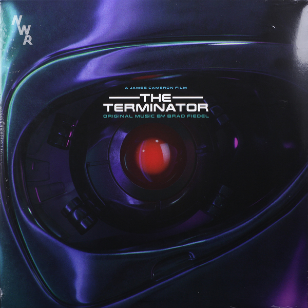 Саундтрек Саундтрек - Terminator (2 LP) terminator omni v 2