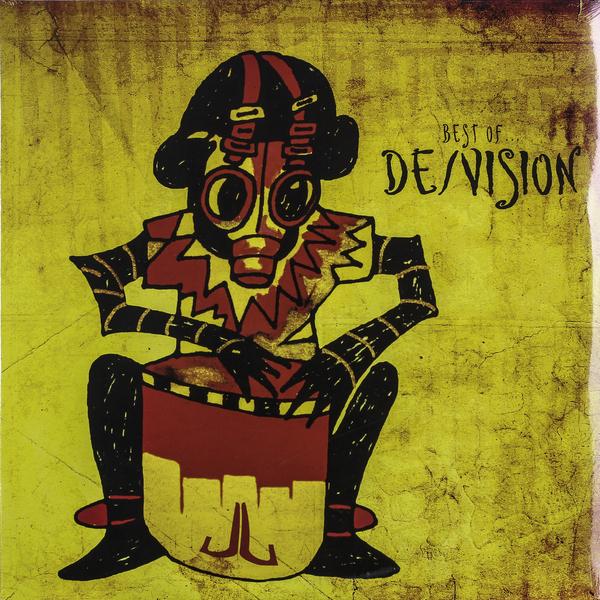 DE/VISION DE/VISION - THE BEST OF (2 LP)��������� ���������<br><br>