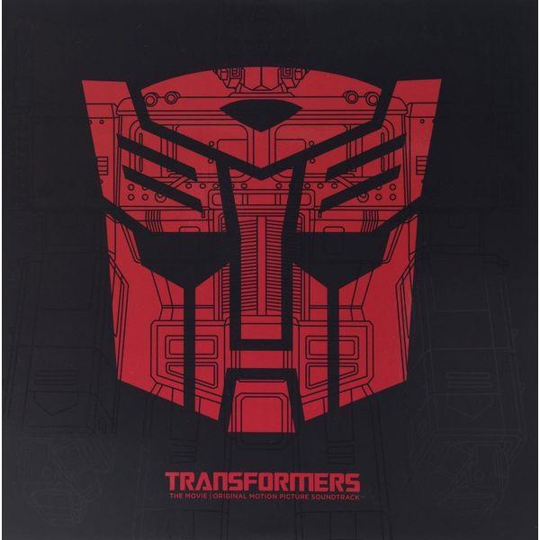 Саундтрек Саундтрек - Transformers (1986 Film) (2 LP) куплю golf 2 1986 г в дизель