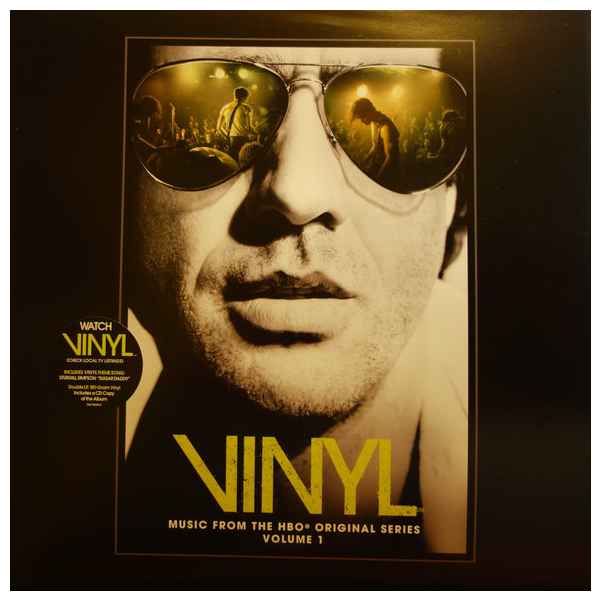 Саундтрек Саундтрек - Vinyl (2 Lp + Cd) vildhjarta vildhjarta masstaden lp cd