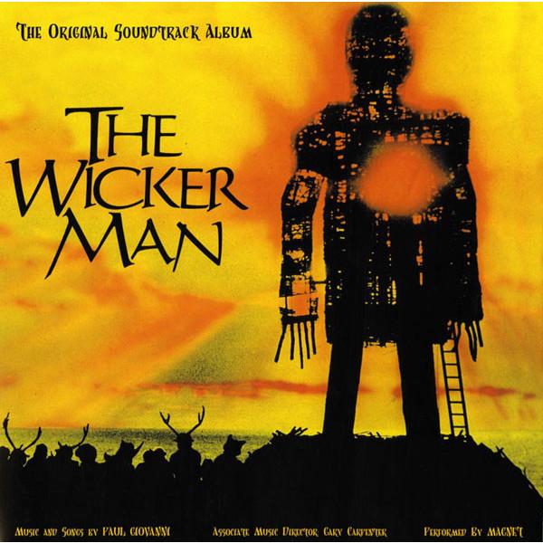 САУНДТРЕК САУНДТРЕК - WICKER MAN (180 GR) саундтрек саундтрек jaws 180 gr