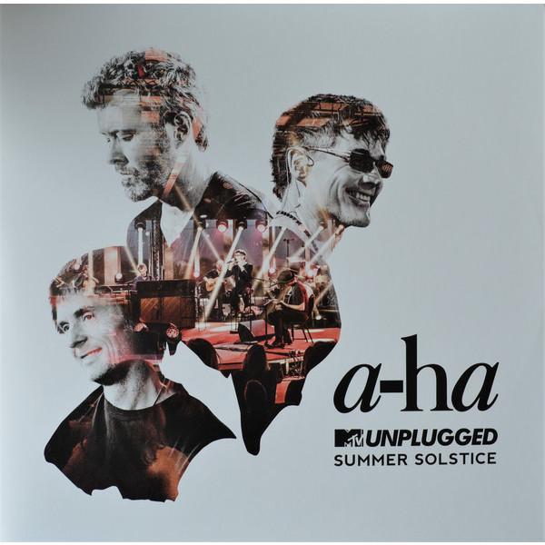 A-HA A-HA - Mtv Unplugged - Summer Solstice (3 LP)