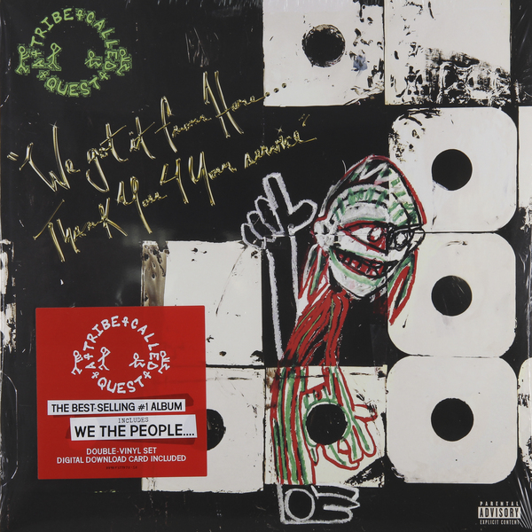 A Tribe Called Quest A Tribe Called Quest - We Got It From Here? Thank You 4 Your Service (2 LP) philip hewitt quest for a father