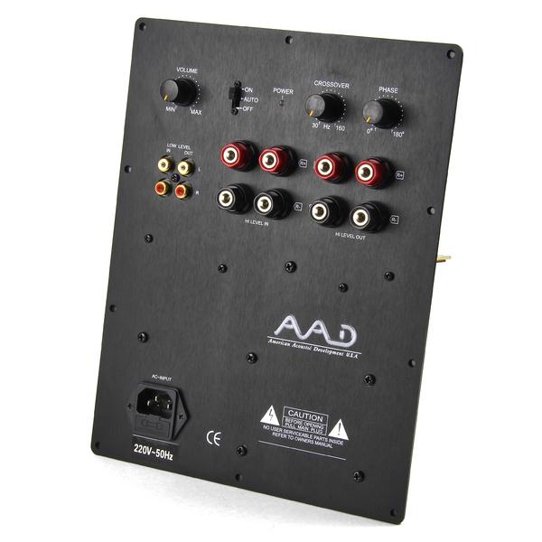 Усилитель для сабвуфера AAD