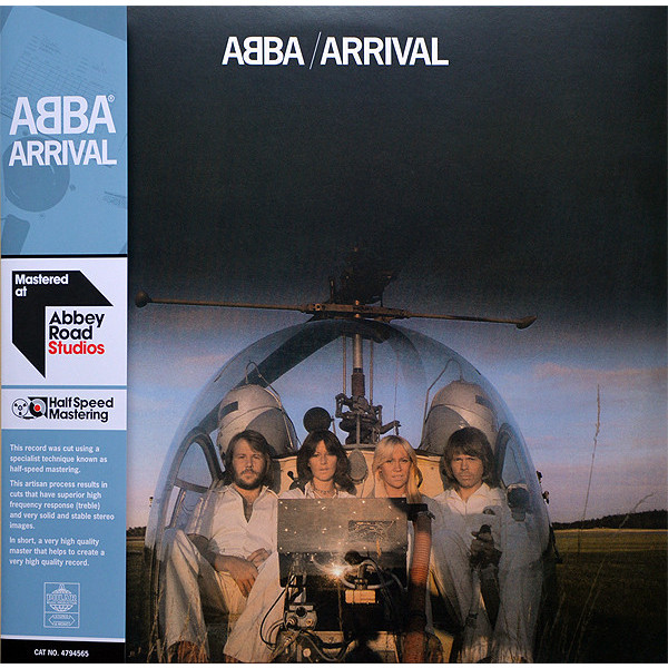 ABBA ABBA - Arrival (half Speed Mastered 2 LP)