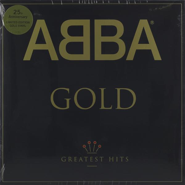 купить ABBA ABBA - Gold (coloured, 2 LP) недорого