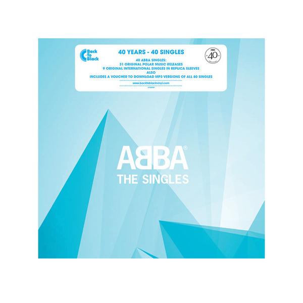 ABBA ABBA - Singles Box (40 X 7 )