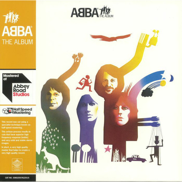 ABBA ABBA - The Album (2 LP) the black keys the black keys el camino 2 lp