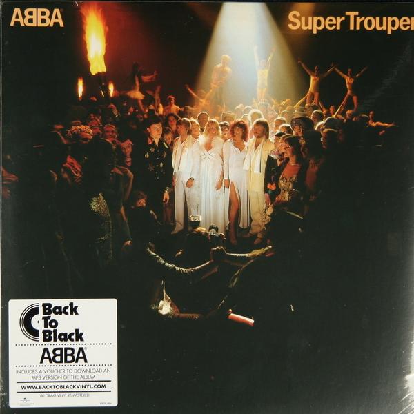 ABBA ABBA - Super Trouper