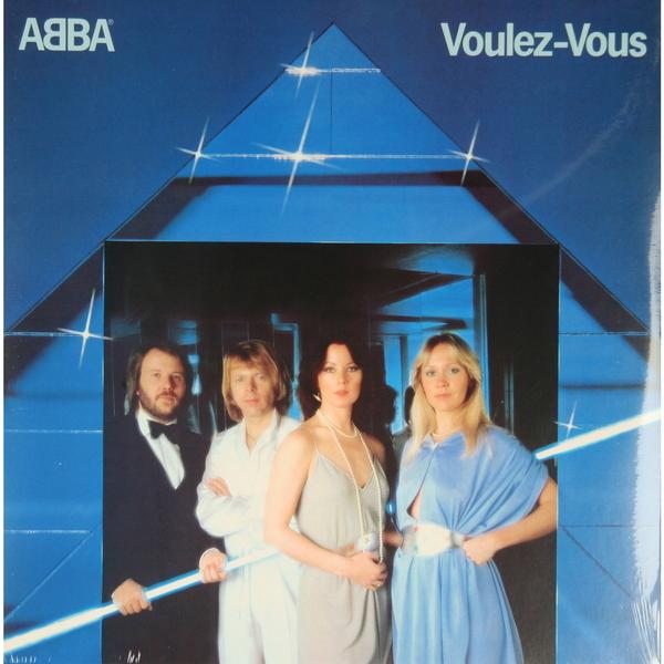 ABBA ABBA-VOULEZ-VOUS