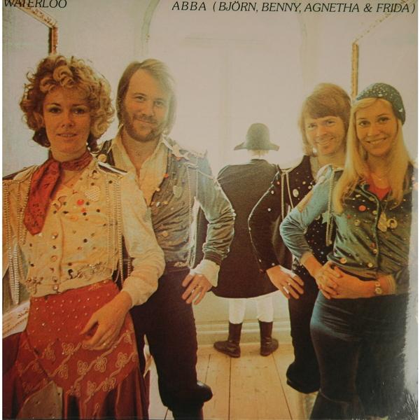 ABBA ABBA - WATERLOO