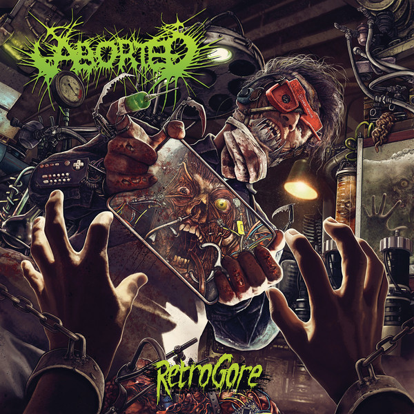 Aborted Aborted - Retrogore (lp+cd) aborted aborted retrogore lp cd