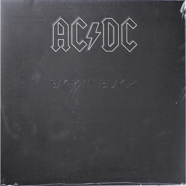 AC/DC AC/DC - BACK IN BLACK